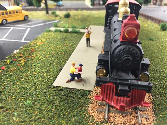 Galveston County Model Railroad Club - Tour Info